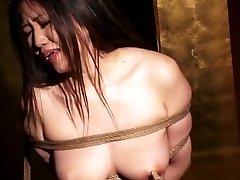 Risa Sakamoto in Slave Teacher part 3