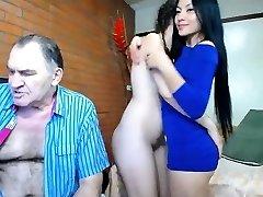 Asian GF Suck Munch