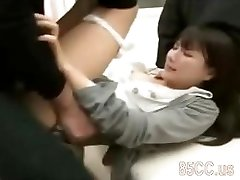 sexy office lady fucked by polyclinic nerd