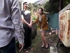 Chinese Teenage Night Outdoor Pussyfingering