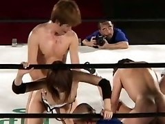 Naked Japanese Grappling Disc 1 Part Two