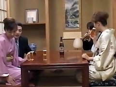 Milf in heats, Mio Okazaki, enjoys a wild boink