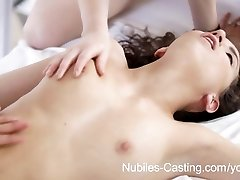 School freshman Belle Knox dukes it out with a big man rod