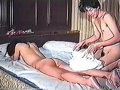 Asian antique swingers