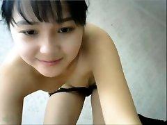 Asian hot assets show webcam- Watch Part 2 on my website