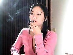 Cailen Smoking