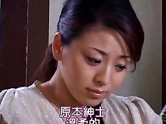 Busty Mom Reiko Yamaguchi Gets Smashed Doggy Style