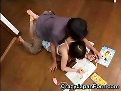 Japanese Teenage Abused!