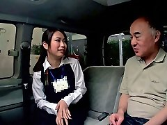 Emiri Toda in Tour Guide Gets Plowed In A Camper - CosplayInJapan