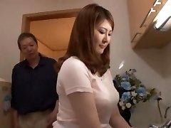 Amazing Japanese chick Momoka Nishina in Insatiable Blowjob, POV JAV sequence