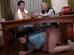 Outstanding Japanese slut in Fabulous Blowjob, Fetish JAV pin