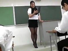 Yuki Sakurai - Sexy Japanese Schoolteacher 1