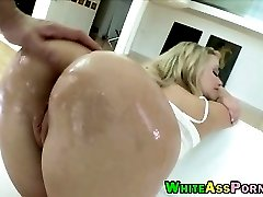 Ass so big and perfect for a white girl