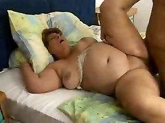 Big Gal Hetty Fat Granny Fucked Good