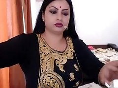 NRI INDIAN WIFE NUDE  GETTING Clothed