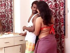 Insatiable girl romance with village boyfriend