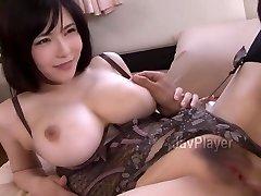 HND-128 中出しを教えるヤリマン巨乳女教師 沖田杏梨