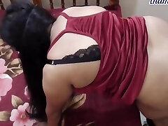 Desi Busty Bbw Aunty Screwing With Devar 06