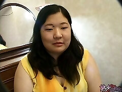Asian fat chick