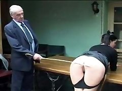 Mixed bag of spanking and whipping