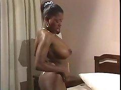 Vintage Ebony Ayres