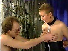 Short Hair Milfy Curvy Gimp Frau