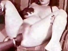 Excellent vintage internal ejaculation
