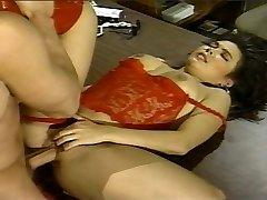 Asian lingerie vintage honeypot hammered