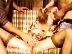 Blond Babe DP Vintage Loop