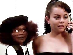 Black Devil Female  (Funny B Movie Porn)