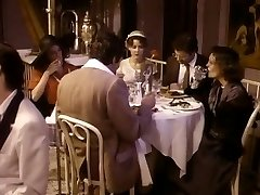 Black-haired wife is cheating her husband with his mate