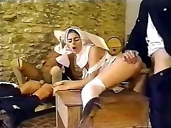 Dirty policemen spilled having an intimate affair with sexy nuns