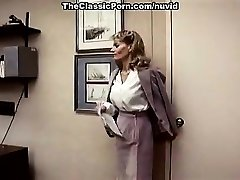 Lee Caroll, Sharon Kane in furry slit eaten and