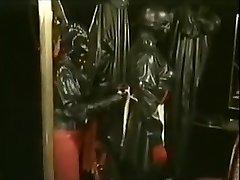 Rubbersessie bij club de DOMA
