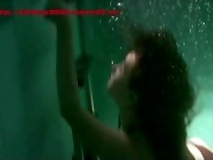 Underwater Bondage.  Breathholding.