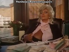 Classic flick with office blowjob