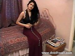 Brit Indian Female Shabana Kausar Retro Porn