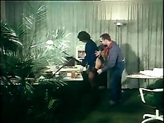 german vintage assfuck clip - secretary gets assfucked