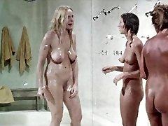 Shower episode from.  Prison Girls,  vintage