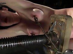 Sybil Hawthorne in Sybil Hawthorne: Retro Cutie Loves Agony To Get Off - Hog-tied
