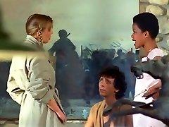 Amazing Chinese girl in Incredible Vintage, Blonde JAV clip