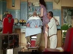 Celebrity Actress Anna Galiena Romantic Romp Scenes