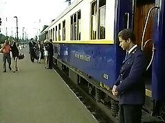Begjær i tog