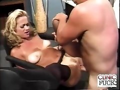 Powerful Clinic Fucking Orgasm
