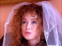 Super-steamy ginger bride fucks an Indian babe with her husband