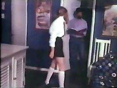 Pulverizing English Schoolgirl !