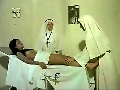 Gyno sequence in a foreign film