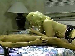 Maid Anna Lisa Cleans His Rock-hard Pecker