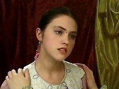 Youthful Russian lesbians