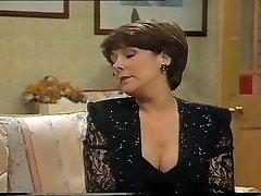 Lynda Bellingham Splendid Black Dress